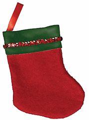 Mini Festive Stocking