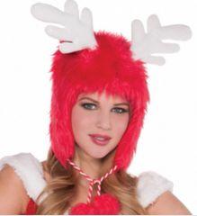 Fuzzy Merry Hat