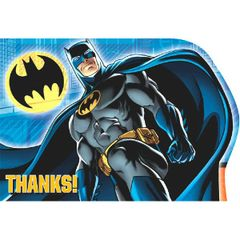 Batman™ Postcard Thank You Cards, 8ct