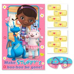 ©Disney Doc McStuffins Party Game