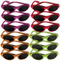 Fiesta Colors Glasses