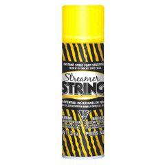 Yellow Streamer String, 3oz