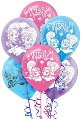 Shimmer and Shine™ Latex Balloons - Assorted Colors
