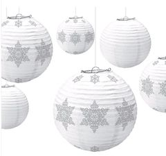 Winter Icon Paper Lantern Value Pack