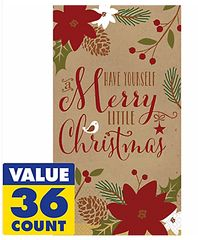 Merry Little Christmas Guest Towels