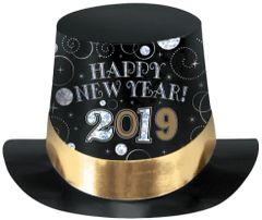 """2019"" New Year's Top Hat"