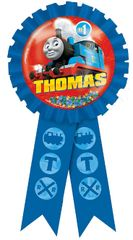 Thomas All Aboard Confetti Pouch Award Ribbon