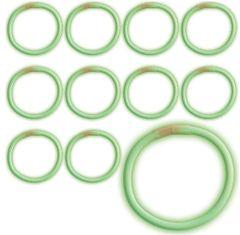 Green Glow Bracelets, 12ct