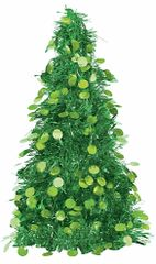 Small Tree Centerpiece - Green