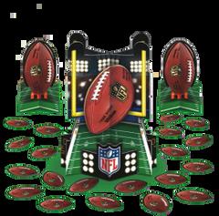 NFL Drive Table Decorating Kit