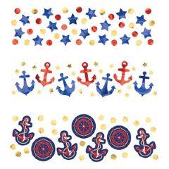 Anchors Aweigh Value Confetti