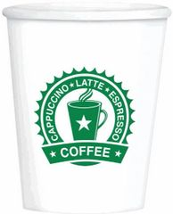 Coffee House Hot Cup 12 oz - 40 Ct.