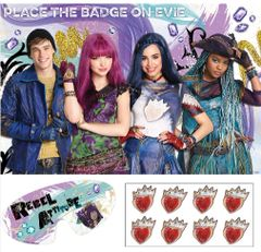 ©Disney Descendants 2 Party Game