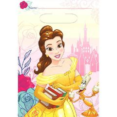 ©Disney Beauty And The Beast Folded Loot Bag