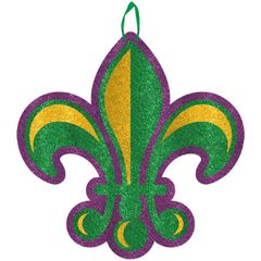 Fleur de Lis Value Sign