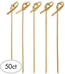 Bamboo Frill Picks, 50ct