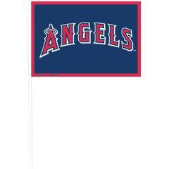 Angels Plastic Flags