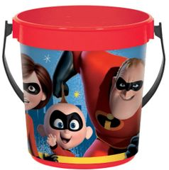 ©Disney/Pixar Incredibles 2 Favor Container