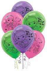 Disney© Doc McStuffins Printed Latex Balloons