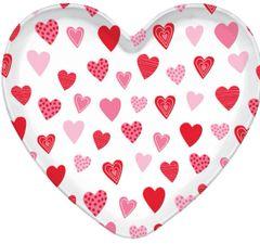 Heart Shaped Tray