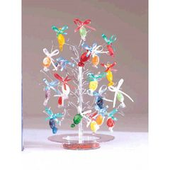 Plastic Money Tree Centerpiece