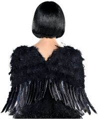 Black Feather Wings