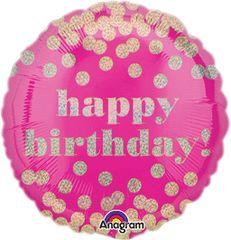 Happy Birthday Dotty 18in