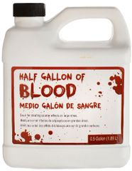 1/2 Gallon Of Blood