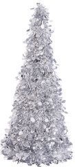 Large Tree Centerpiece - Silver