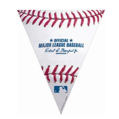Rawlings Baseball Generic Pennant Banner