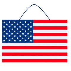 American Flag Large Sign