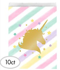 Unicorn Sparkle Treat Bags
