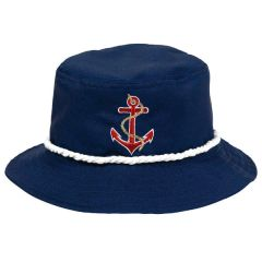 Anchors Aweigh Bucket Hat - Men's