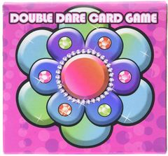 Glitzy Girl Double Dare Card Game