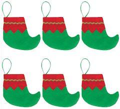 Mini Elf Christmas Stocking