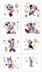 ©Disney Minnie Mouse Happy Helpers Tattoos
