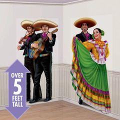 Fiesta Dancers & Mariachi Scene Setter® Add-Ons