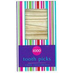 Toothpicks, 1000ct