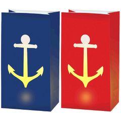 Anchors Aweigh LED Summer Luminaries