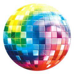 Disco 70's Bulk Cutout