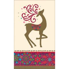 Winter Whimsy Guest Towel