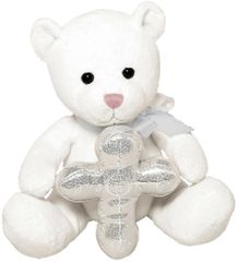 Religious Tender Love Plush Bear