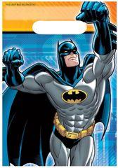Batman™ Folded Loot Bags