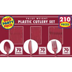 Berry Value Window Box Cutlery Set, 210ct