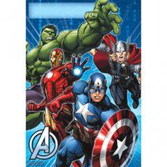 Avengers™ Folded Loot Bags