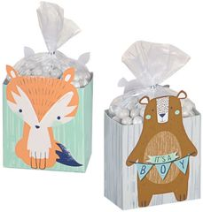 Bear-ly Wait Favor Box Kit, 8ct