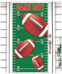 Game Day Vertical Door Decoration