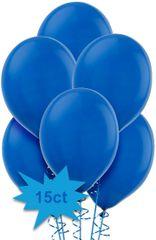 Bright Royal Blue Latex Balloons, 15ct