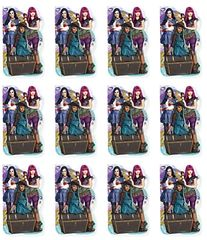 ©Disney Descendants 2 Die-Cut Notepad Favors