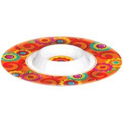 Caliente Fiesta Chip & Dip Tray